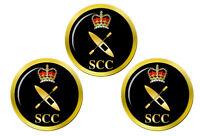 Mer Cadets SCC Canotage Badge Marqueurs de Balles de Golf
