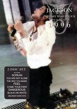 Michael Jackson-History Tour Live in Seoul DVDs (2016) Michael