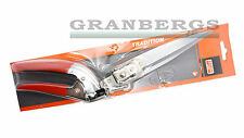 Bahco Garden Grass Shears GS-76 Pruining Cutting Hardened Steel Blade Swedish