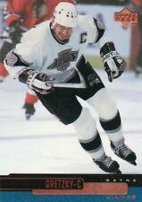 1999-00 Upper Deck #10 Wayne Gretzky LA Kings Hockey (2018-0659)