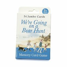 We're Going On A Bear Hunt - Memory Card Game - Jumbo Cards