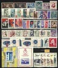 Poland MNH 1957 Complete Year set