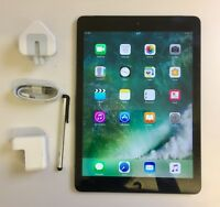 EXCElLLENT iPad Air 1st Generation 128GB, Wi-Fi + Cell (Unlocked),9.7in - Space