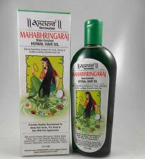 HESH MAHABHRINGARAJ HERBAL HAIR OIL-200 ml -Maka Enriched, Ancient Formula USA