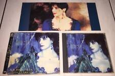 Enya 1991 Shepherd Moons UFO Taiwan Limited Edition Box CD with Promo Booklet