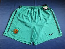 BNWT Nike Manchester United 2009-2010 Goalkeeper Player Issue Away Shorts XL