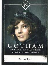 Gotham Season 1 Character Bios Chase Card C08 Selina Kyle