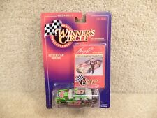 New 1998 Winners Circle 1:64 Diecast NASCAR Kenny Irwin GI Joe Ford Thunderbird