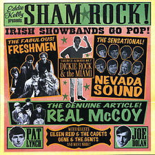 Sham Rock: Irish Showbands Go Pop! by Various Artists (CD, Sep-2003, 2 Discs)