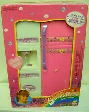 #3966 NRFB Vintage Goldlok Barbie Size Sweet Home Accessories Refrigerator