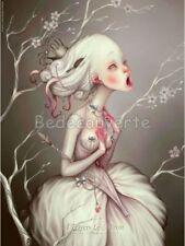 Affiche LOSTFISH Alice A Travers Le Miroir 03 30x40