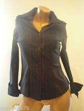 ARTICOLO NUOVO bonita giacca Donna Taglia PICCOLA colore NERO jacket woman