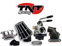 Kit Carburateur 17.5 PHBN pipe + boite à clapets + Filtre à air pr Booster Bw's