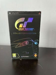 Gran Turismo Collectors Edition Sony PSP PlayStation Game