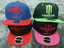 Monster Bboy boy cotton Men WOMEN Baseball Snapback Cap Hip hop Sports Sun Hat