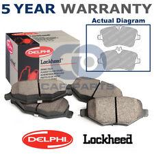 AVANT DELPHI Plaquettes de frein pour MERCEDES CLASSE C CLC CLK SLK 2.7 3.5 2.0 LP1696