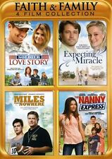 Faith & Family Collection-4 Films (2013, DVD NEW)