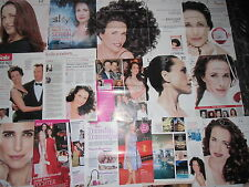 ANDIE MAC DOWELL   89   TEILE/PARTS  CLIPPING  LOT  1215
