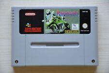 SNES - Kawasaki Superbikes für Super Nintendo