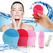 Мягкий силиконовый щетка для очистки лица супер электрический кожи лица стиральная машина США
