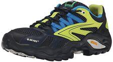 Hi-Tec Men's V Lite Flash Force Low I WP Trail Shoe, 10 M US, 090641389381