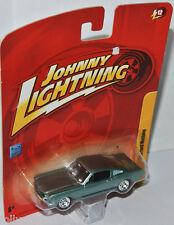 Forever 64 r12 - 1965 FORD MUSTANG-lightgreen metallico - 1:64 Johnny Lightning