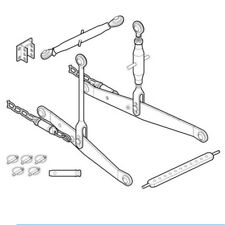 S70571 3 Point Linkage Hitch Kit For Yanmar YM1510 1510D CAT 1