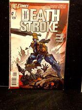 DEATHSTROKE #1 #2 #3 #4 #5 NEW 52 DC COMICS 2011-12 Lot of 5