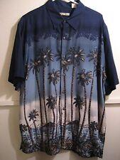 Batek bay xl hawaiian print casual shirt