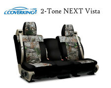 Coverking Custom Seat Covers Neosupreme Front Row - 2-Tone NEXT Vista Camo