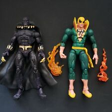 Marvel Legends BLACK PANTHER AND IRON FIST Loose Toybiz 2005