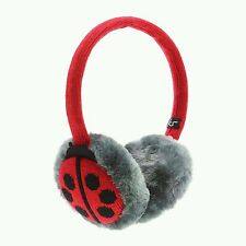Kitsound Audio Earmuffs - Ladybird  GIFT GIRLS