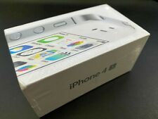 Apple iPhone 4s - 8GB - White (Unlocked) A1387 Factory Sealed For Collectors