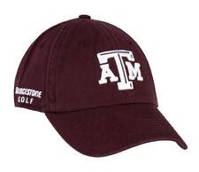 Texas A&M Aggies New Bridgestone Golf Top Of The World Hat