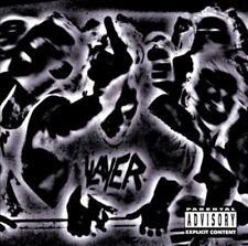 Incontesté attitude [LP] [explicit] [Vinyl] SLAYER NEW VINYL RECORD