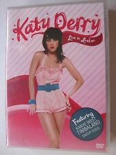 DVD  KATY PERRY   live in london 2010 + videos        DVD