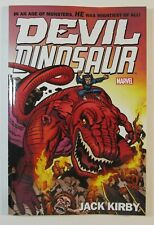 DEVIL DINOSAUR VF 8.0 MARVEL 2014 TPB COLLECTS 1-9 JACK KIRBY COMPLETE