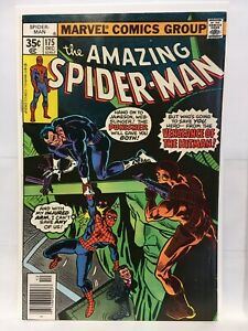 Amazing Spider-Man #175 NM- (9.2) 1st Print Marvel Comics