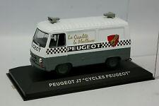 Ixo Presse 1/43 - Peugeot J7 Cycles Peugeot