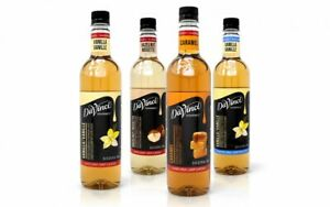 DaVinci Gourmet 750 mL Flavoring Syrup 25.4 oz (select from 80 + flavors below)