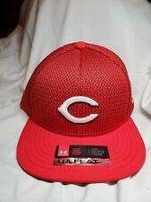 Under Armour Cincinnati Reds UA Flat Snapback Retail -$25