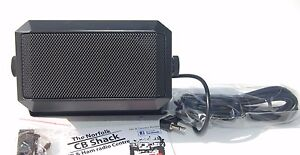 Oblong Extension Speaker Commercial quality for CB Amateur or 2 Way Taxi Radio