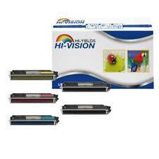 5 Toner Catridge Use For HP LaserJet CP1025nw Printer