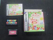 Strawberry Shortcake: Summertime Adventure (Special Edition) (Nintendo Game Boy