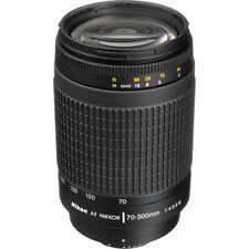 Nikon AF Zoom-NIKKOR 70-300mm f/4-5.6G Lente