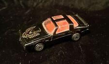 VINTAGE Zee Toys Zylmex Pontiac Firebird D93, Black, 1/64