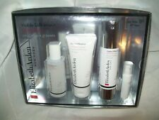 BRAND NEW ELIZABETH ARDEN VISIBLE DIFFERENCE FOR OILY SKIN 4 PC. SET