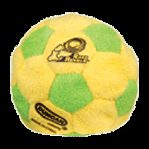 Duncan RoadRunner Footbag - Green and Yellow Hacky Sack