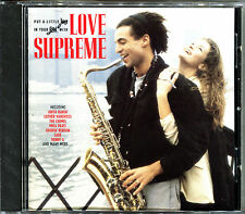 LOVE SUPREME - CD COMPILATION 80'S MUSIC  [815]