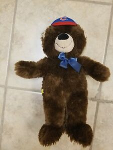 Chicago Cubs Build-A-Bear game promotion bear